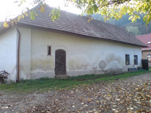 Správcovská budova bývalej Hutky